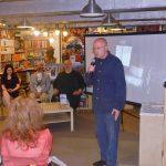 Prezentarea făcută de domnul Gabriel Căciulă la Brașov